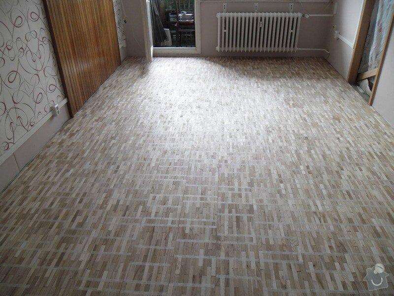 Pokládka parketové mozaiky: SAM_0973