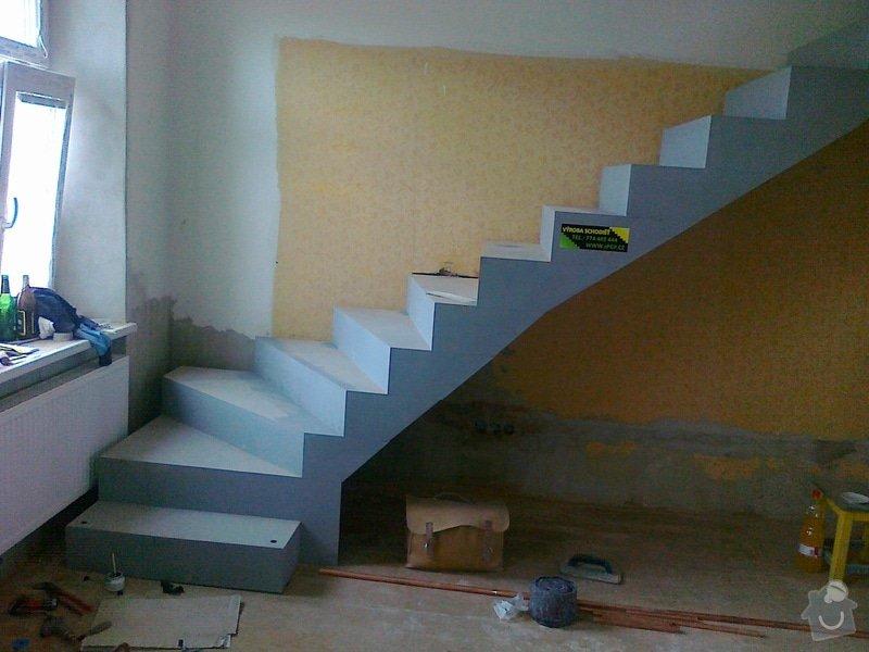 Obklad schody : ocelove_shodyste