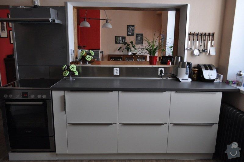 Kuchyňská linka: DSC_0737