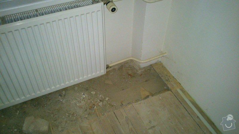 Instalace rozvodu k topeni: DSC_0480