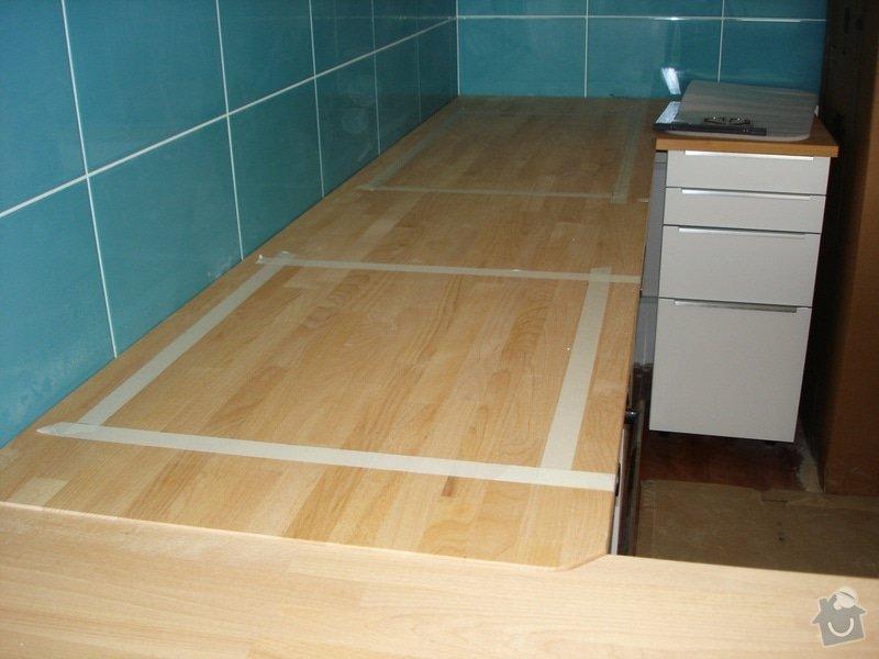 Instalace kuchyně Ikea: VE_005