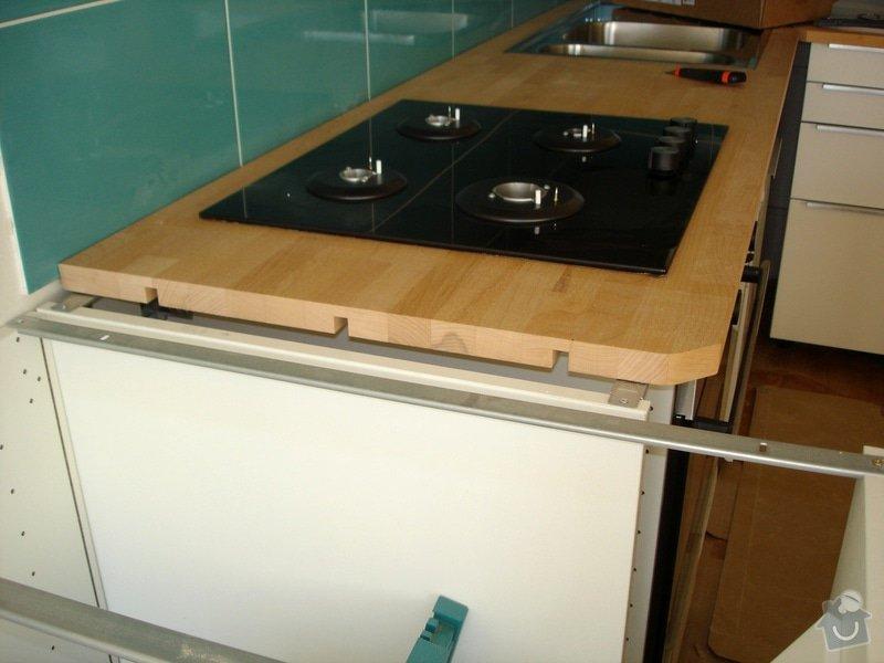 Instalace kuchyně Ikea: VE_006