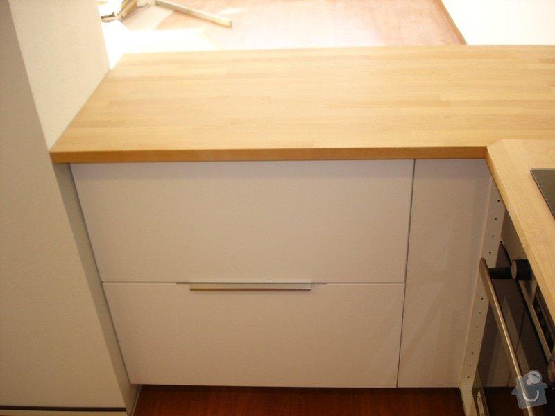 Instalace kuchyně Ikea: VE_009