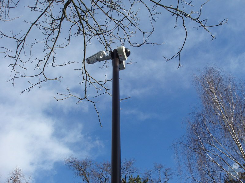 Montáž kamerového systému a zabečení.: P1010004