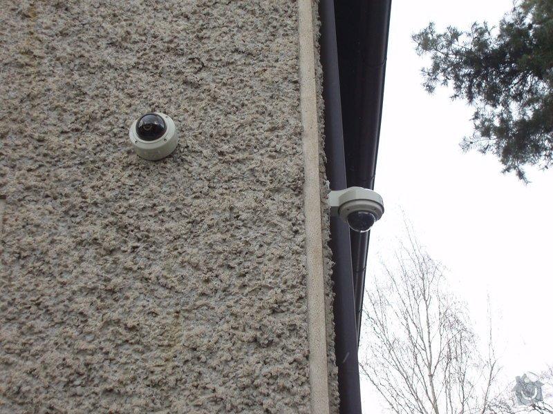 Montáž kamerového systému a zabečení.: P1010001
