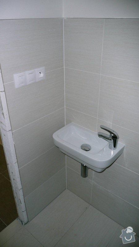 Rekonstrukce koupelny: P1050422