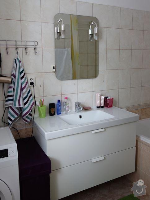 Výměna vany a umyvadla vč. baterií: koupelna2