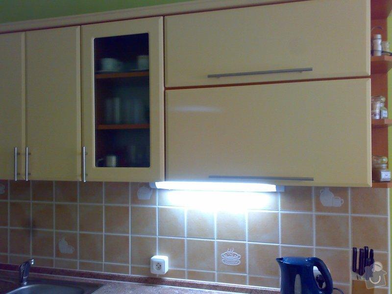 Rekonstrukce kuchyně,kuchyňská linka,lino,výmalba: 19032008081