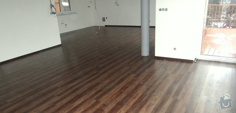 Pokládka vinylové plovoucí podlahy Wineo DesignLine Laguna.: Vinylova_podlaha_Designline_Laguna_3