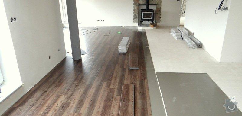 Pokládka vinylové plovoucí podlahy Wineo DesignLine Laguna.: Vinylova_podlaha_Designline_Laguna_