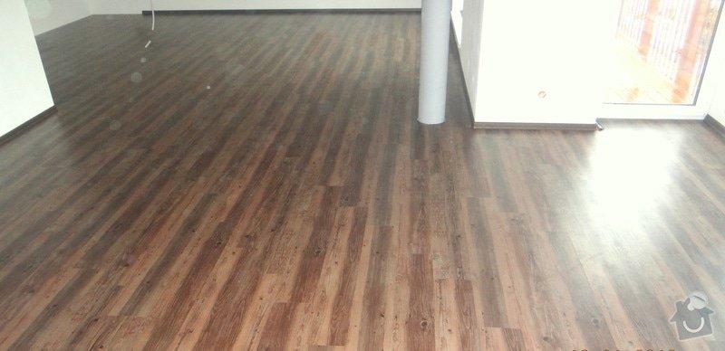 Pokládka vinylové plovoucí podlahy Wineo DesignLine Laguna.: Vinylova_podlaha_Designline_Laguna_2