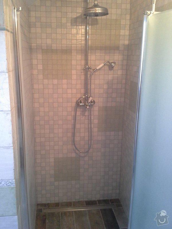 Realizace koupelny: 20150127_154943