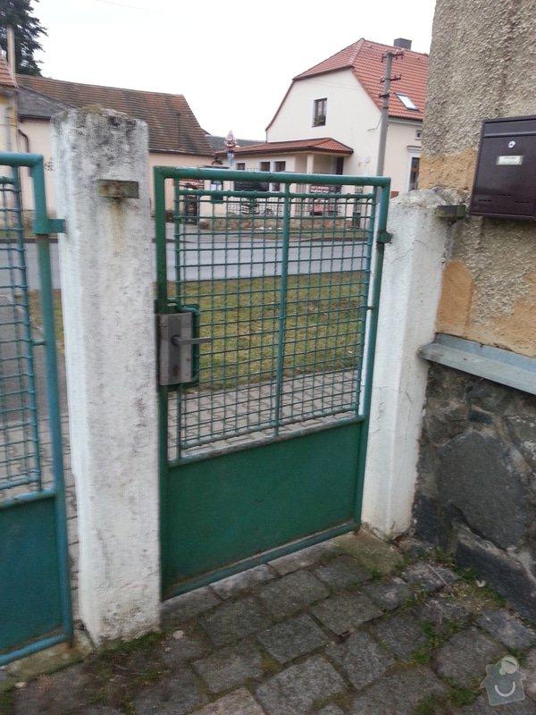 Vjezdová brána + branka: foto20150209170250656