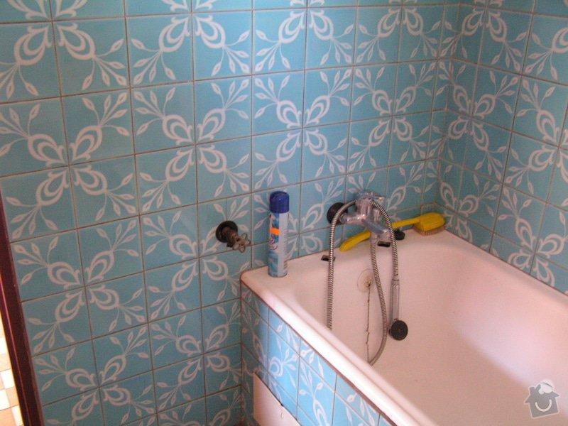 Rekonstrukce koupelny: PICT4908