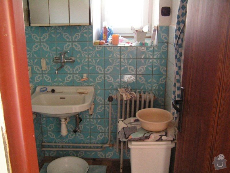 Rekonstrukce koupelny: PICT4907