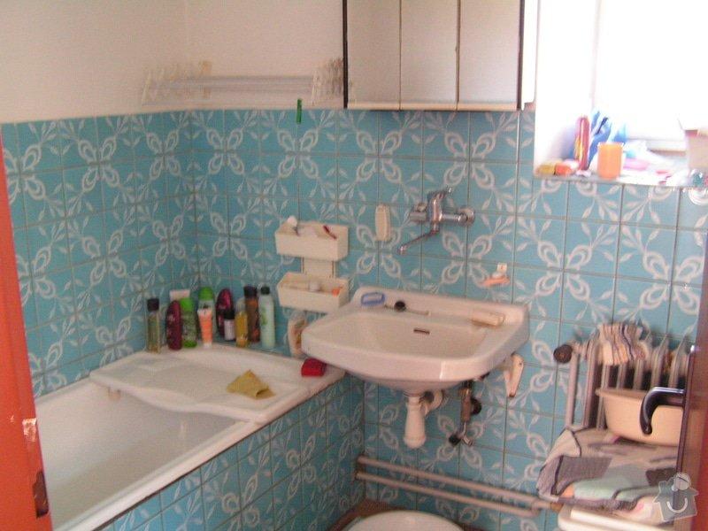 Rekonstrukce koupelny: PICT4906