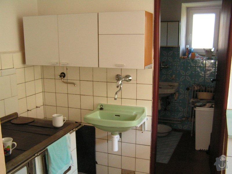 Rekonstrukce koupelny: PICT4905
