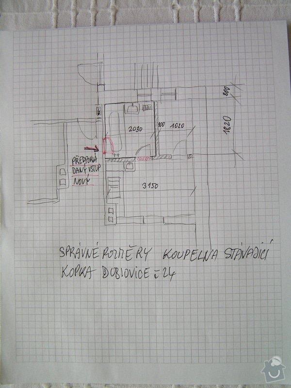Rekonstrukce koupelny: PICT4903