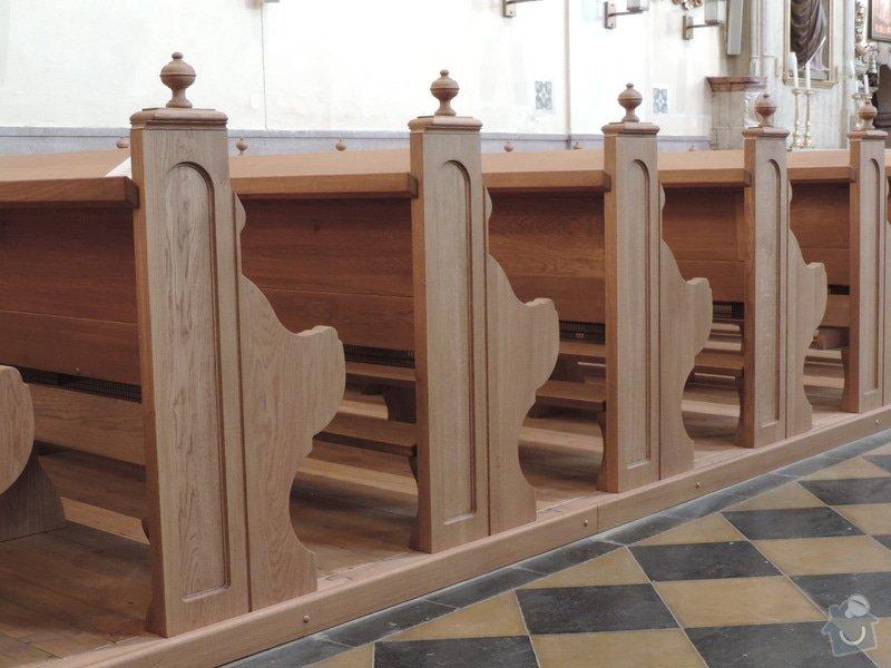 Výroba a montáž kostelních lavic: Nove_lavice_-leve_oddeleni