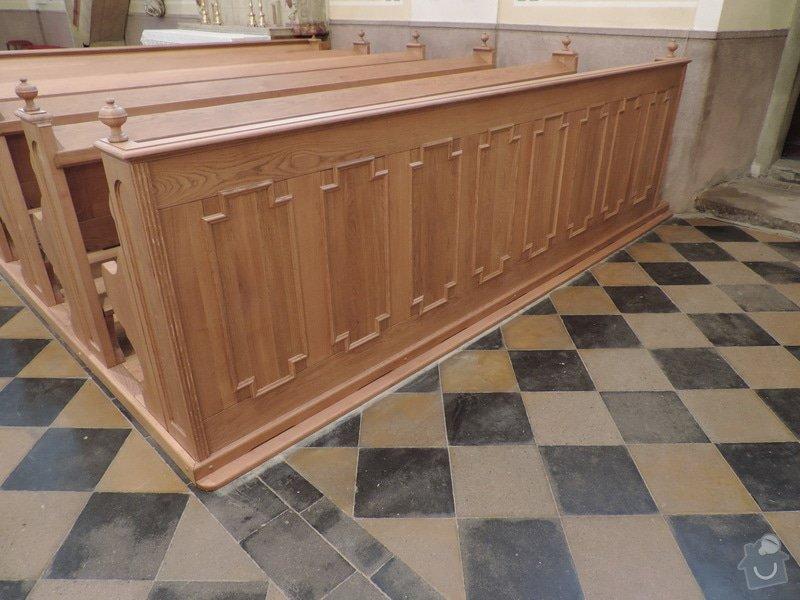 Výroba a montáž kostelních lavic: Nova_lavice_-zadni_panel
