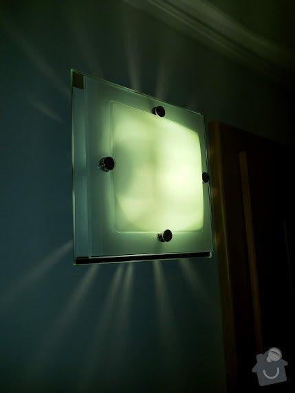 Montáž a zapojení 14ti svítidel v bytě: 20150210_113413