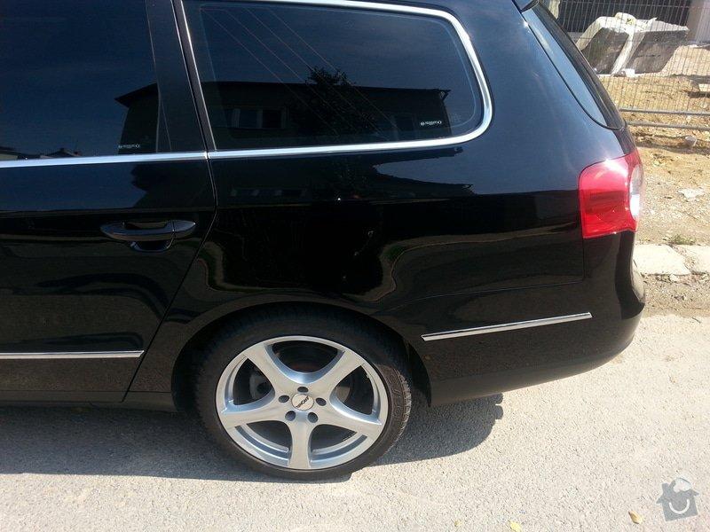 Lakování VW Passat B6: 20140904_121043