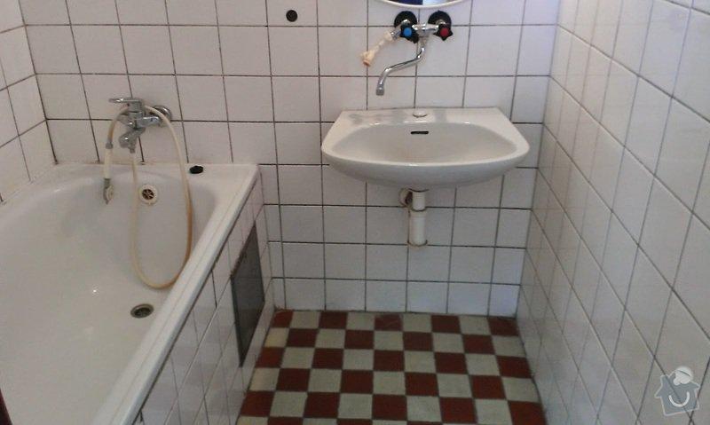 Rekonstrukce  bytu 3+1 v Bučovicích: IMAG0539
