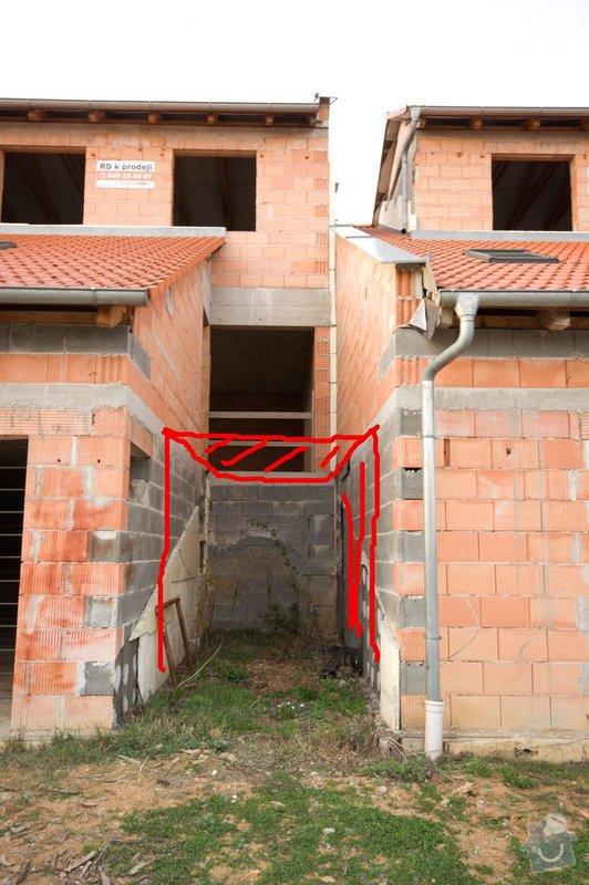Stavbu terasy: terasa2