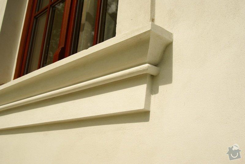 Kompletní rekonstrukce fasády rodinného domu: DSC09695