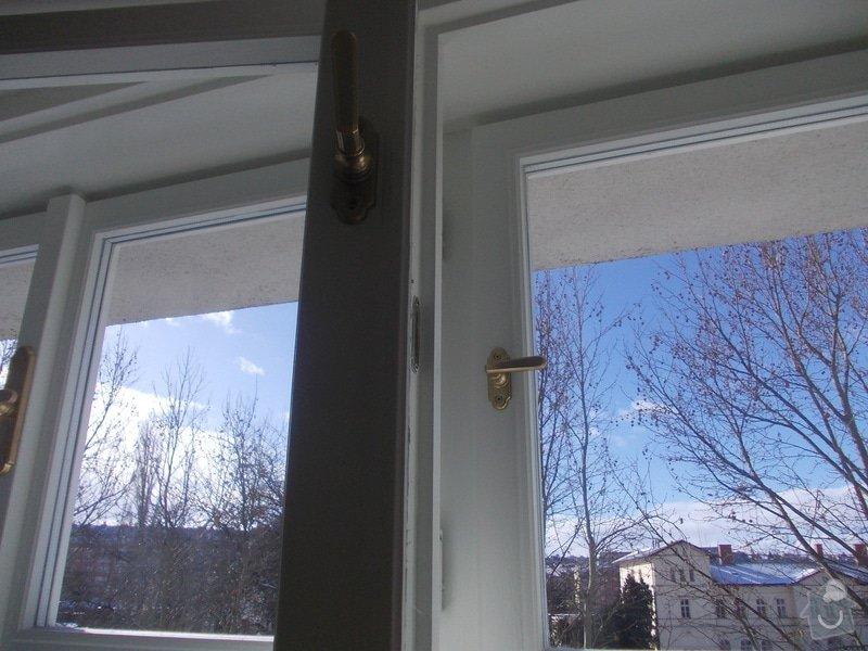 Lakování a tmelení oken a dveří: 005