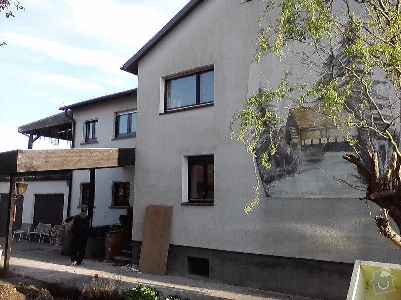 Rekonstrukce rodinného domu: 1