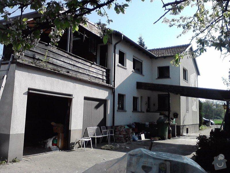 Rekonstrukce rodinného domu: 3