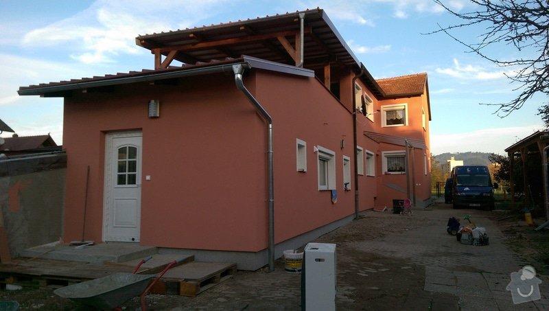 Rekonstrukce rodinného domu: 4