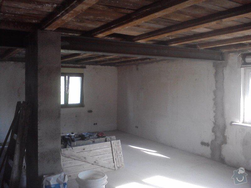 Rekonstrukce rodinného domu: 7