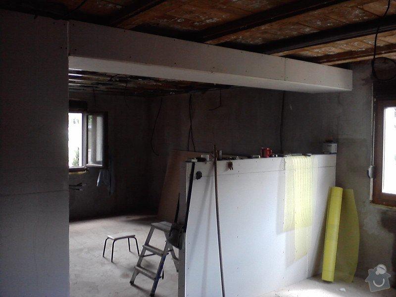 Rekonstrukce rodinného domu: 8