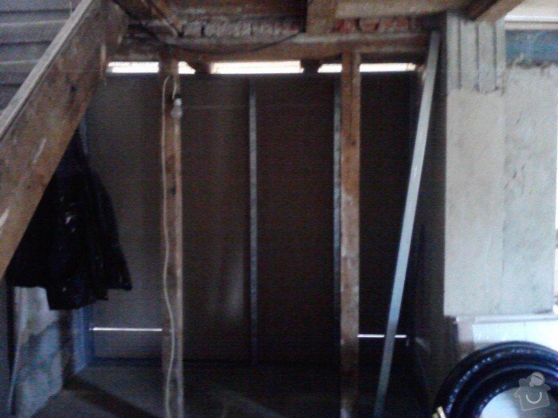 Rekonstrukce rodinného domu: 12