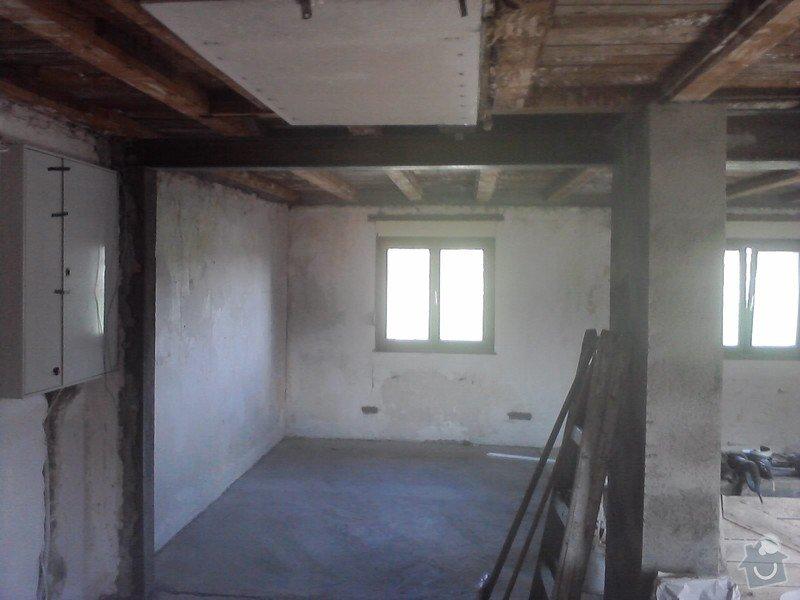 Rekonstrukce rodinného domu: 15