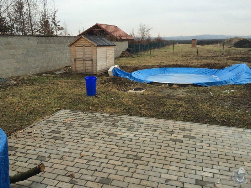 Vyrovnání pozemku : IMG_0821
