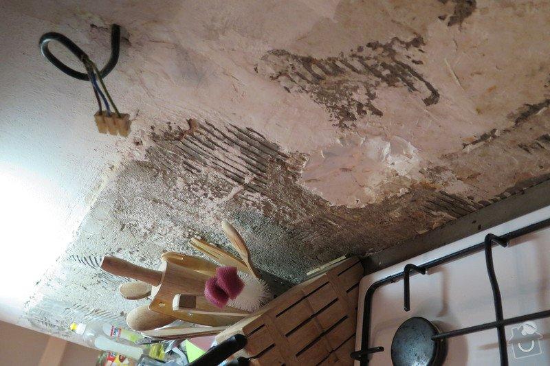 Zarovnaní stěny+obklad tapetou 2m2 u kuchyňslé linky: IMG_0535