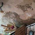 Zarovnani steny obklad tapetou 2m2 u kuchynsle linky img 0535
