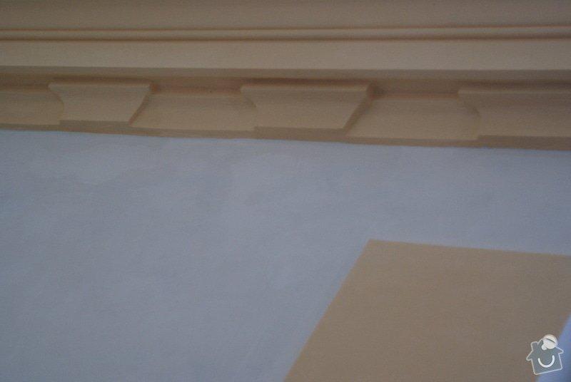 Vyčištění štukové výzdoby a výmalba + fasáda objektu knihovny : fasada-objektu-knihovny_DSC01101