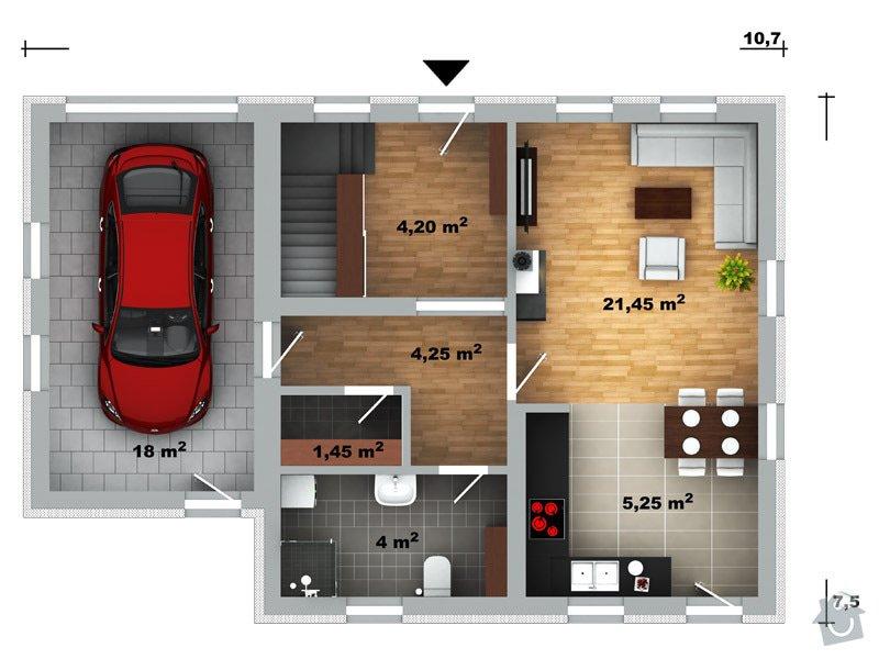 Stavba rodinného domu: 327_1