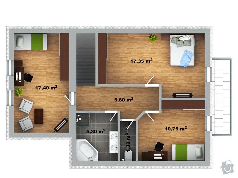 Stavba rodinného domu: 327_2