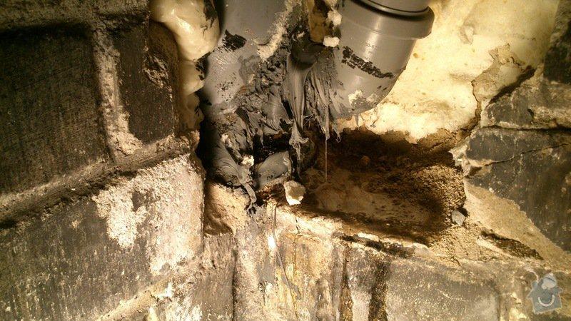 Oprava odpadního potrubí: DSC_0449