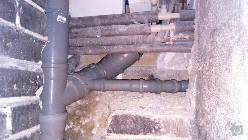 Oprava odpadního potrubí: DSC_0356