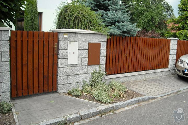 Vystavba plotu u novostavby s dlzkou 25,9m: plot-21298449