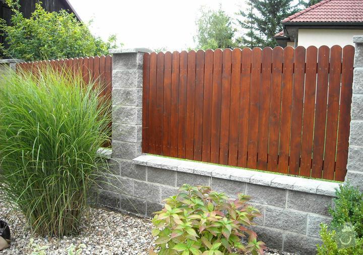 Vystavba plotu u novostavby s dlzkou 25,9m: plot-21298534