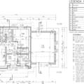 Podlahove topeni a rozvody vody v novostavbe rodinneho domu prizemi