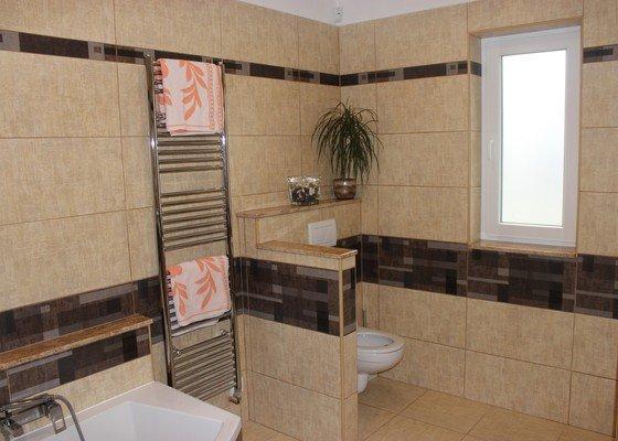 Koupelna, krb, fasáda