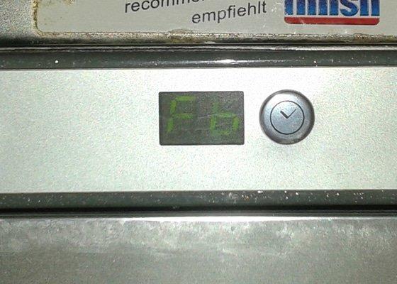 Oprava myčky nádobí